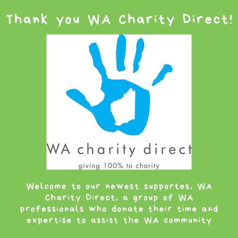 Thank you WA Charity Direct