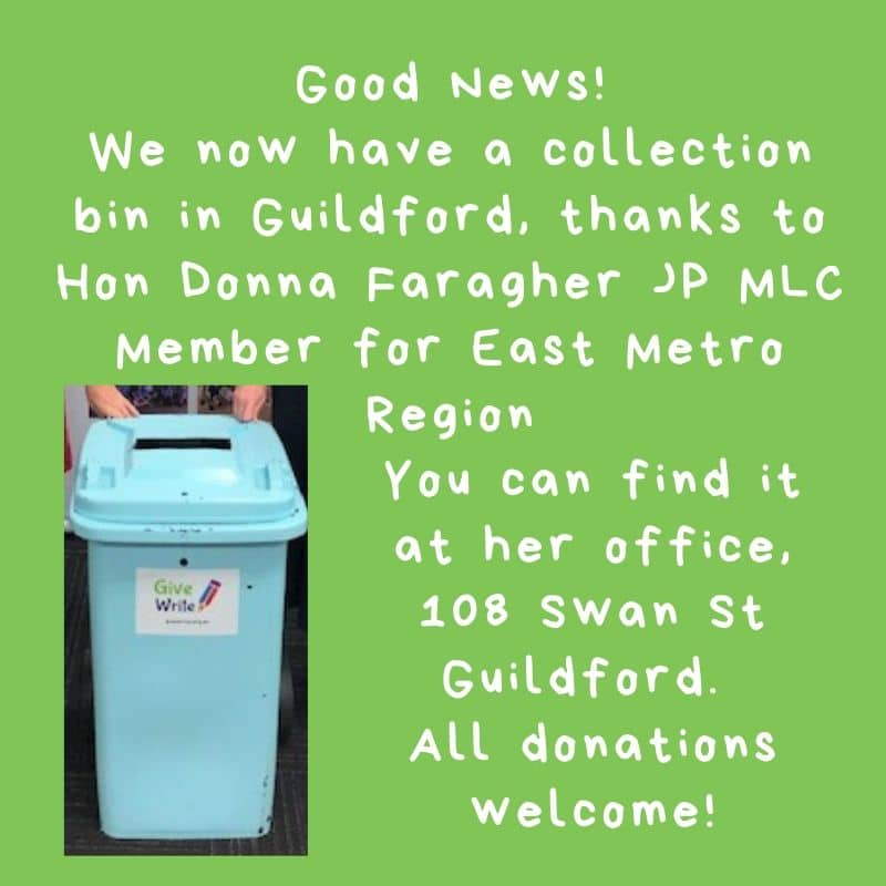 New Collection location in Guildford